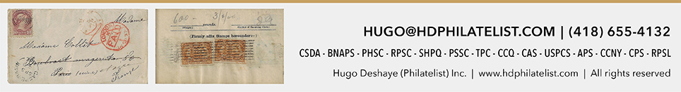 2019 Shows   Hugo Deshaye (Philatelist) Inc